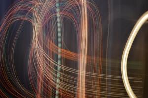 Lights Swirl