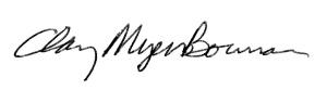 clay signature