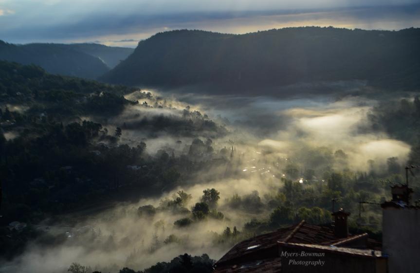 Rolling French Fog
